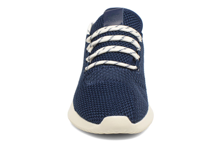 Deportivas Adidas Originals Tubular Shadow J Azul vista del modelo