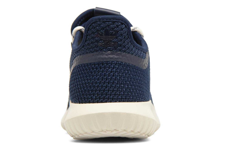 Deportivas Adidas Originals Tubular Shadow J Azul vista lateral derecha