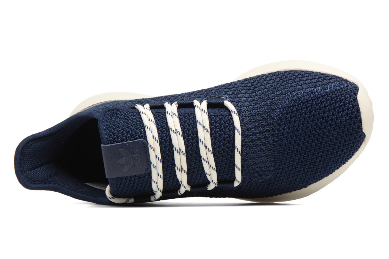 Deportivas Adidas Originals Tubular Shadow J Azul vista lateral izquierda