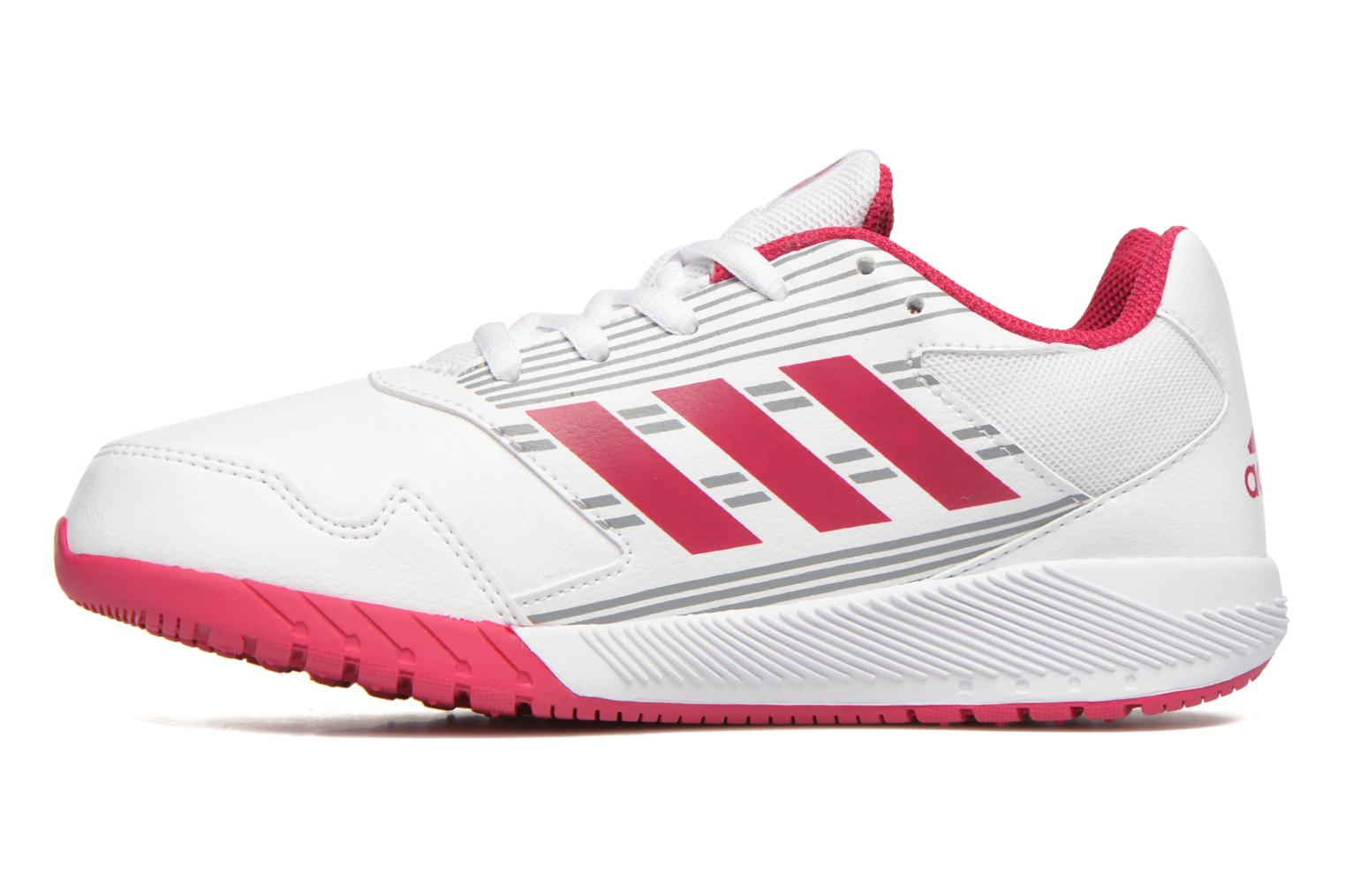 Chaussures de sport Adidas Performance Altarun K Rose vue face