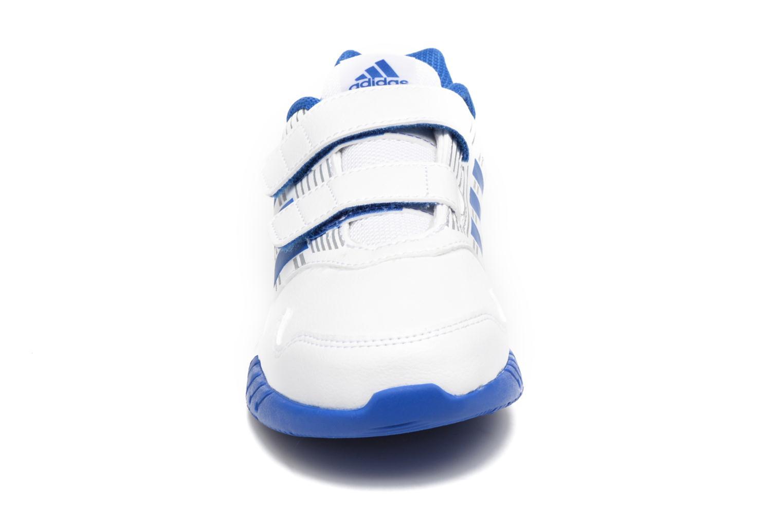 Baskets Adidas Performance Altarun Cf K Blanc vue portées chaussures
