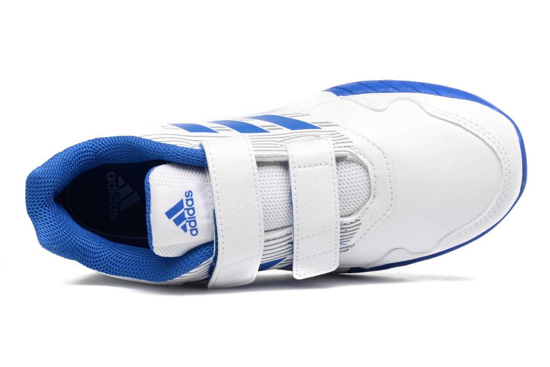 Baskets Adidas Performance Altarun Cf K Blanc vue gauche