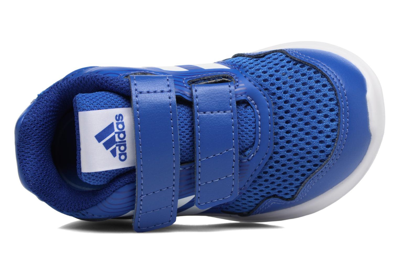Sneaker Adidas Performance Altarun Cf I blau ansicht von links