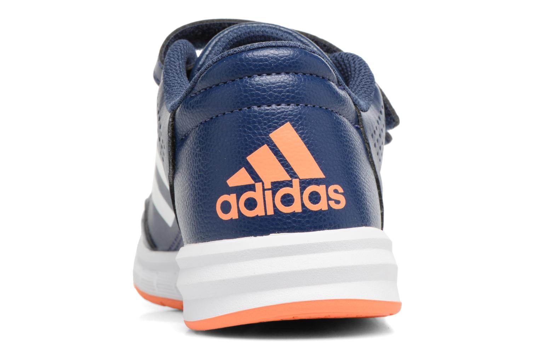 Sneakers Adidas Performance Altasport Cf K Blå Se fra højre