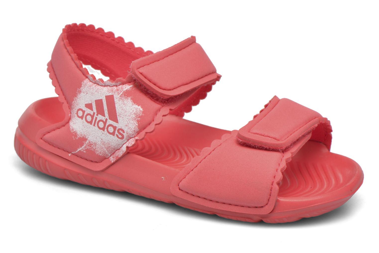 Sandals Adidas Performance Altaswim G I Pink detailed view/ Pair view