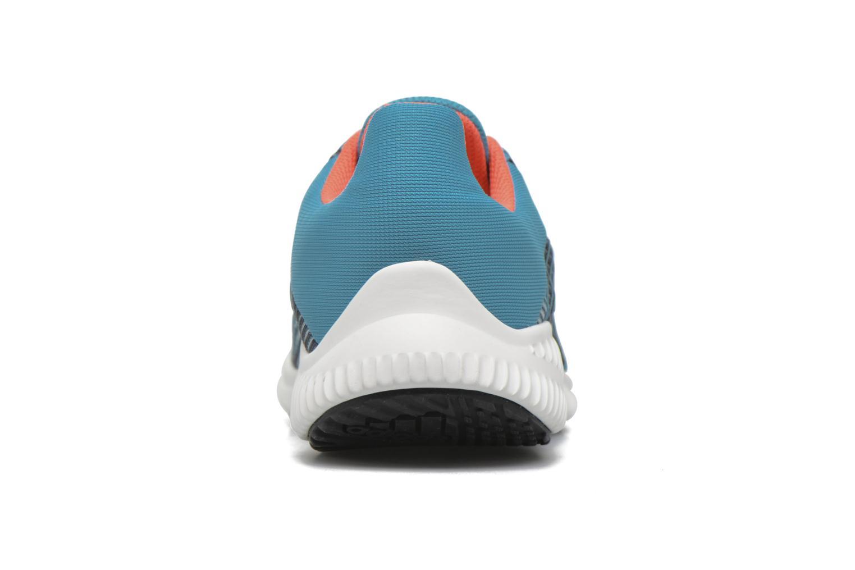 Baskets Adidas Performance Fortarun K Bleu vue droite