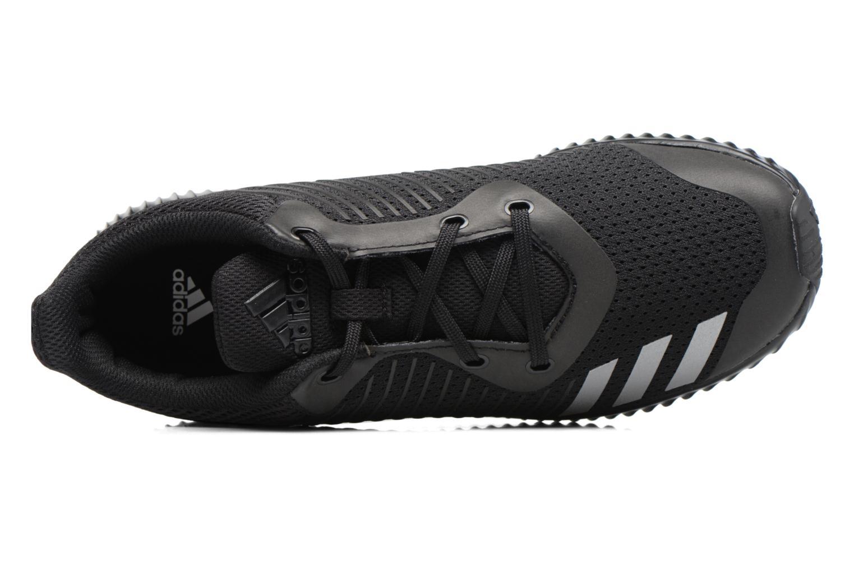 Sneakers Adidas Performance Fortarun K Sort se fra venstre