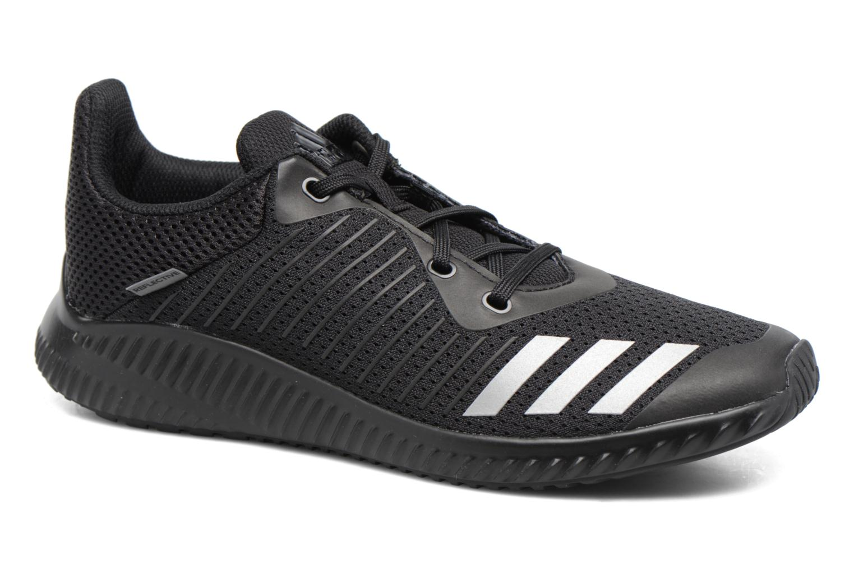 Sneakers Adidas Performance Fortarun K Sort detaljeret billede af skoene