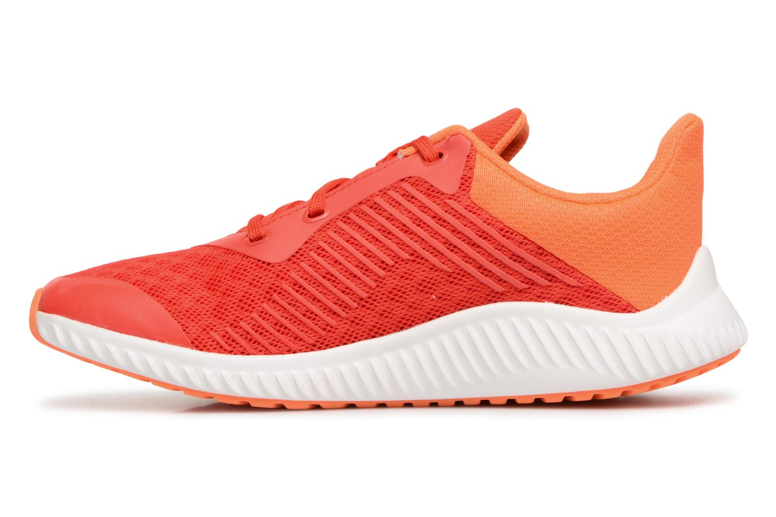 Sneakers Adidas Performance Fortarun K Orange se forfra