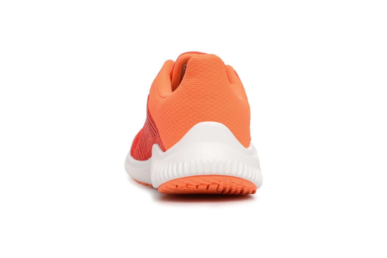 Sneakers Adidas Performance Fortarun K Orange Se fra højre