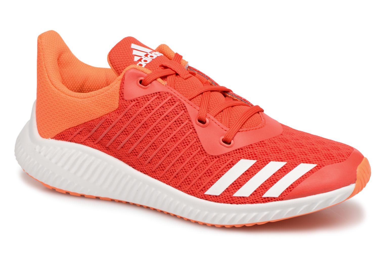 Sneakers Adidas Performance Fortarun K Orange detaljeret billede af skoene