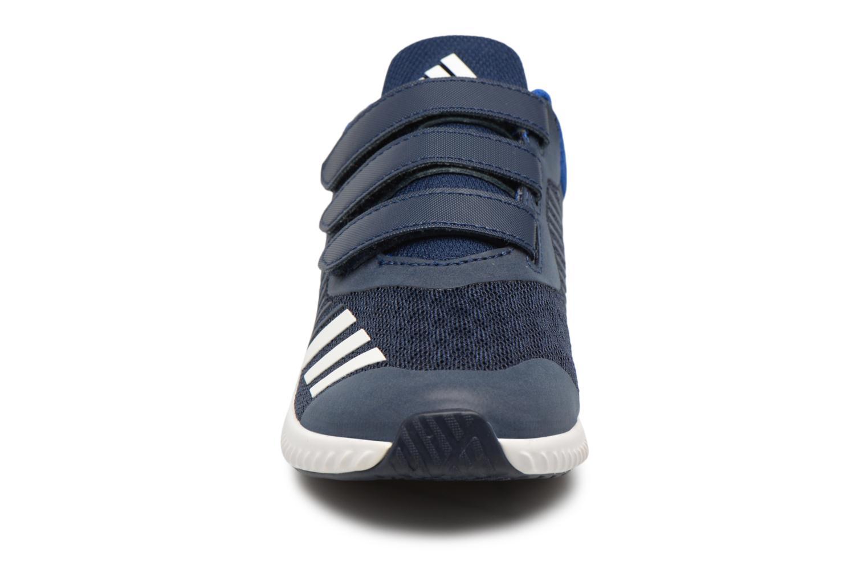 Trainers Adidas Performance Fortarun Cf K Blue model view