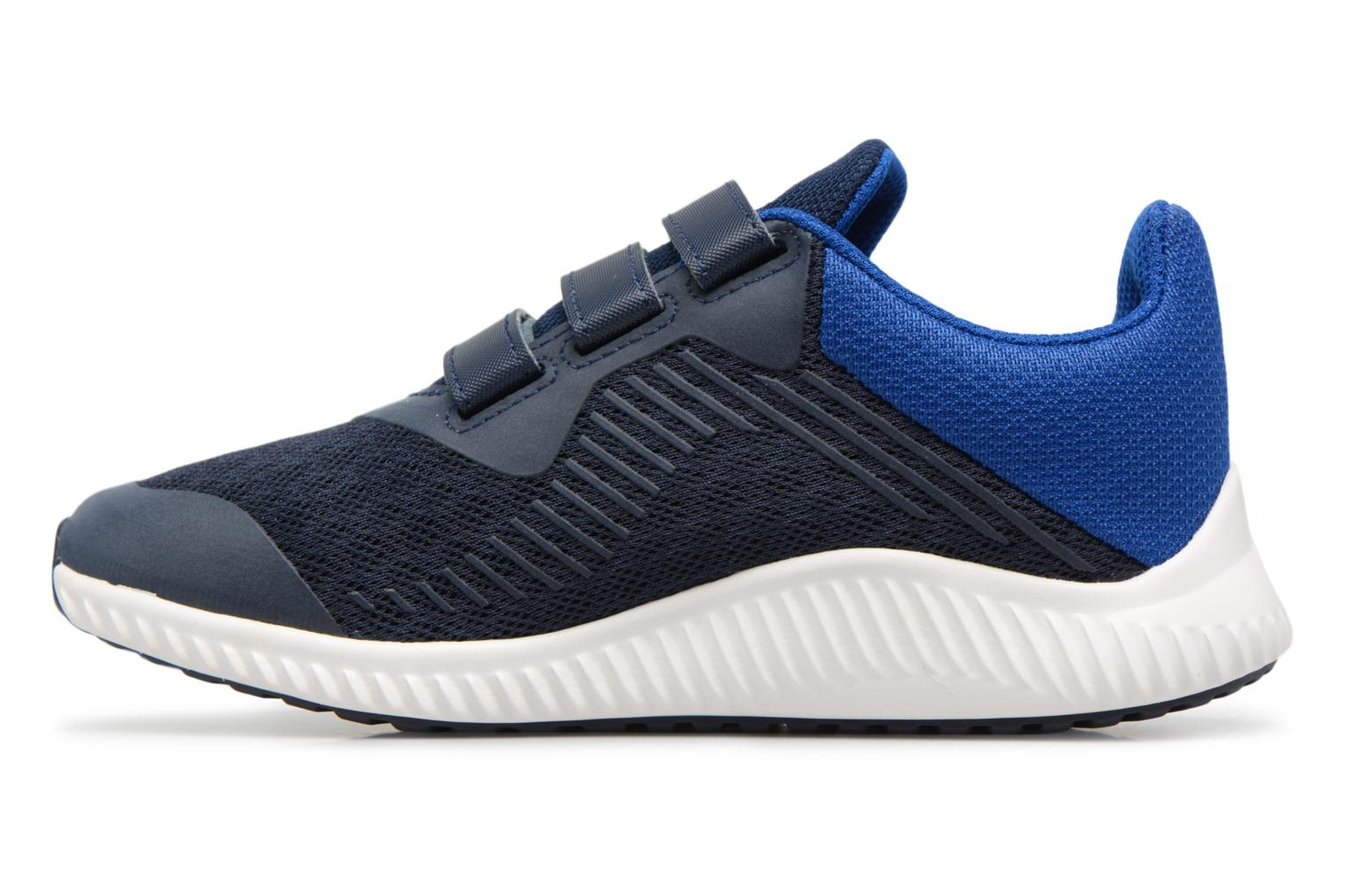 Trainers Adidas Performance Fortarun Cf K Blue front view