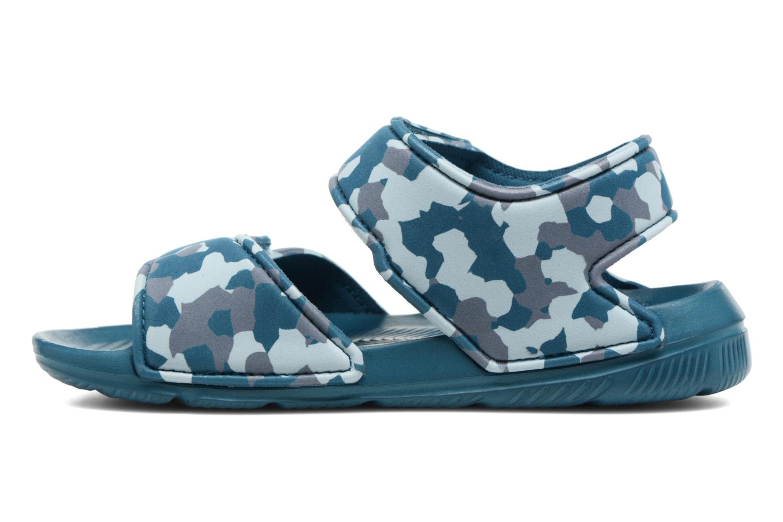 Sandalen Adidas Performance Altaswim C Blauw voorkant