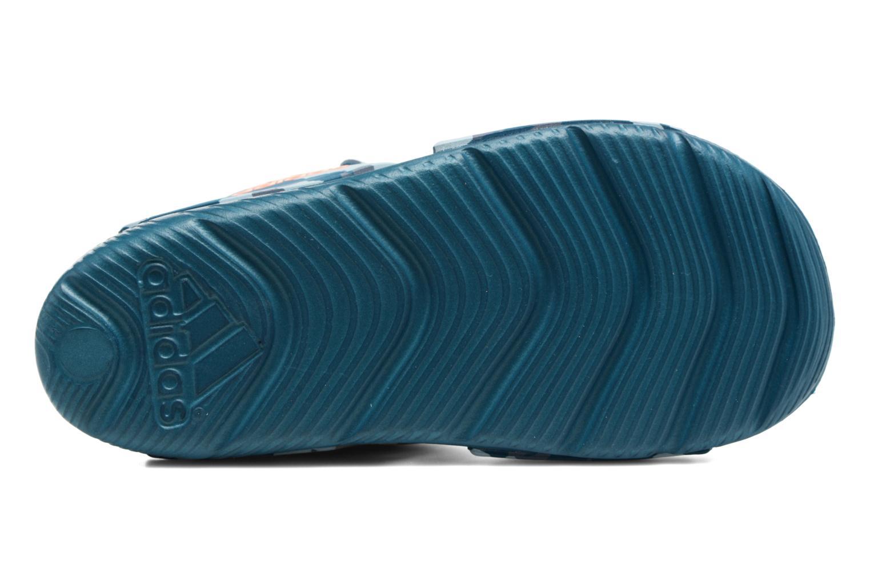 Sandalen Adidas Performance Altaswim C Blauw boven