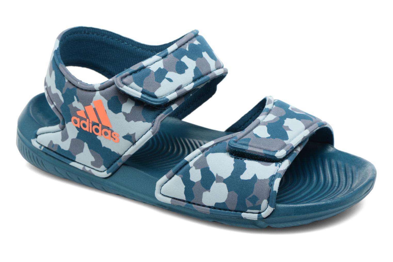 Sandalen Adidas Performance Altaswim C Blauw detail