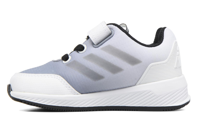 Baskets Adidas Performance Star Wars El I Blanc vue face