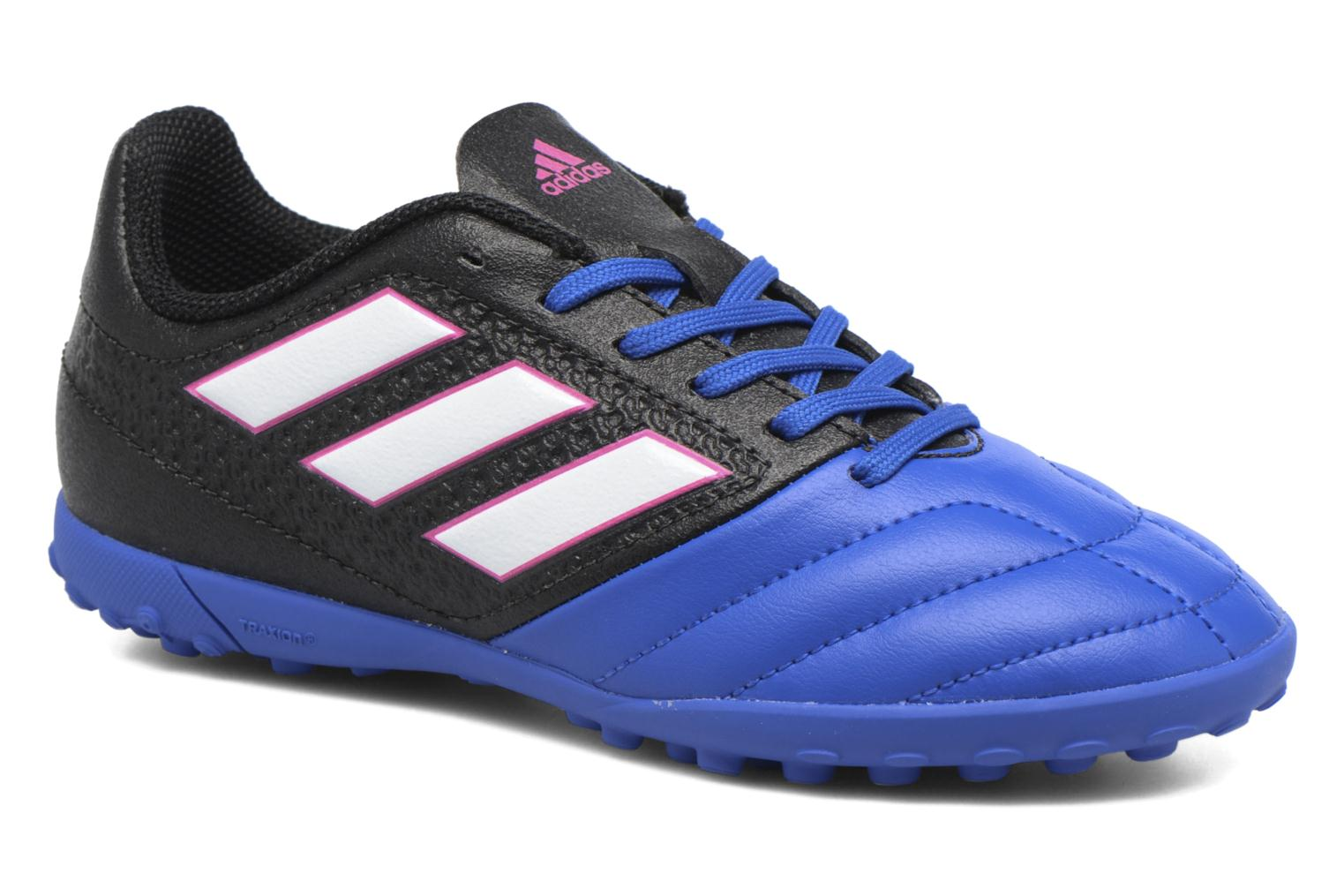 Baskets Adidas Performance Ace 17.4 Tf J Noir vue détail/paire