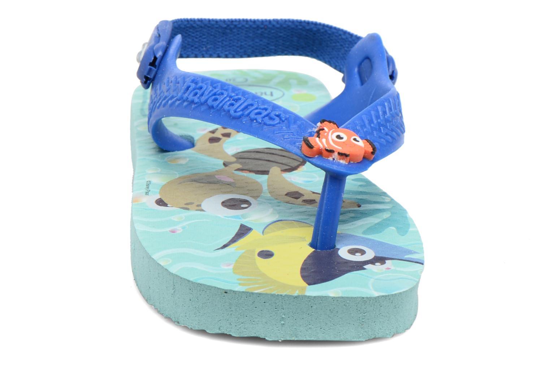 Sandaler Havaianas Baby Disney Cuties Blå se skoene på