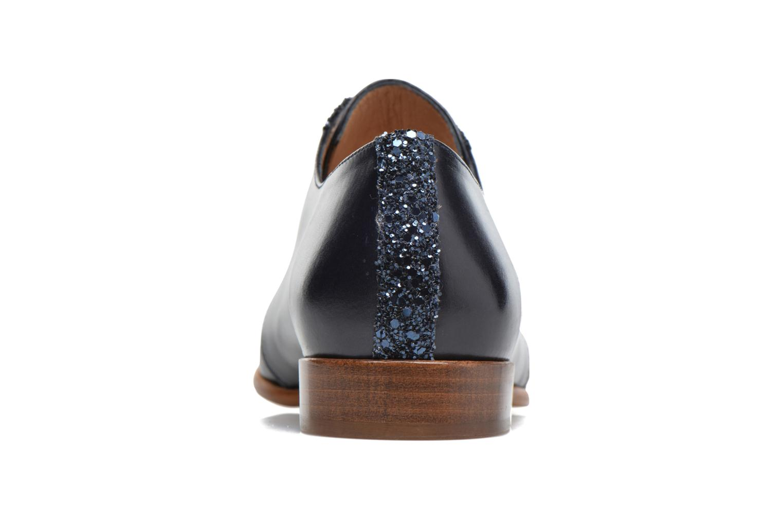 Tadaa Glimul marine + glitter marine