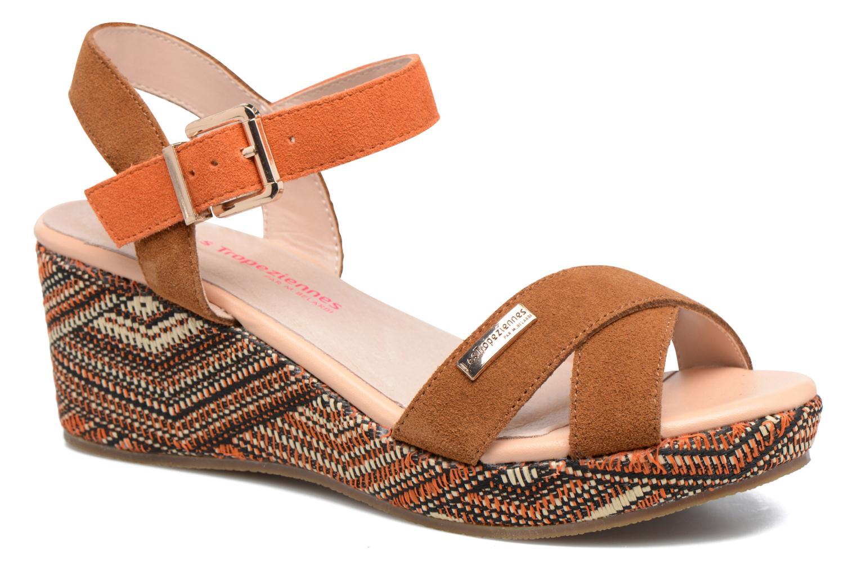 Sandaler Les Tropéziennes par M Belarbi Gatiela Multi detaljeret billede af skoene