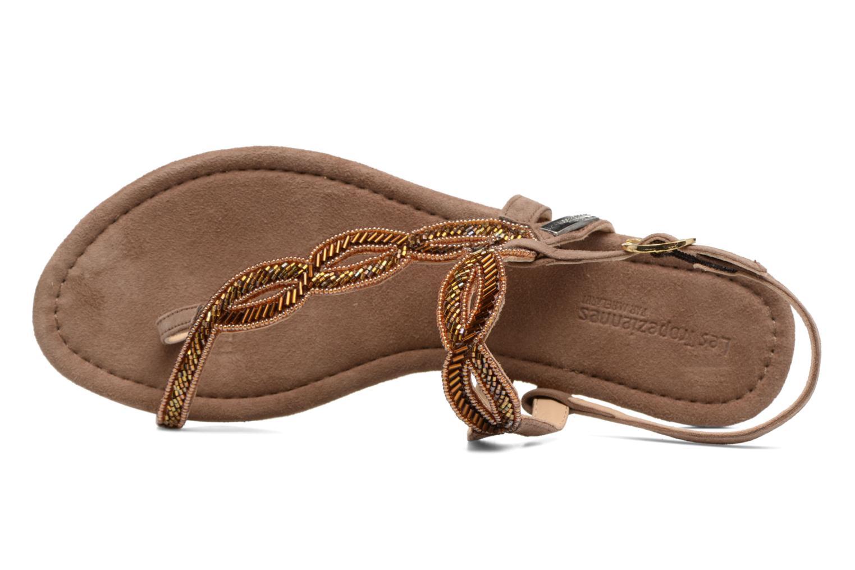 Zapatos cómodos y versátiles Les Tropéziennes par M Belarbi Joie (Marrón) - Sandalias en Más cómodo