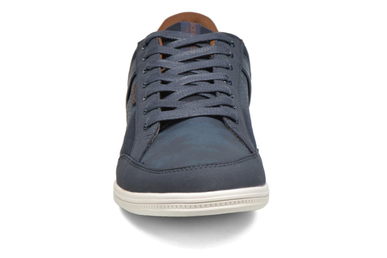 Sneaker Jack & Jones JFW Belmont blau schuhe getragen