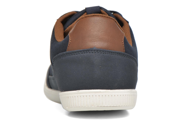 Sneaker Jack & Jones JFW Belmont blau ansicht von rechts