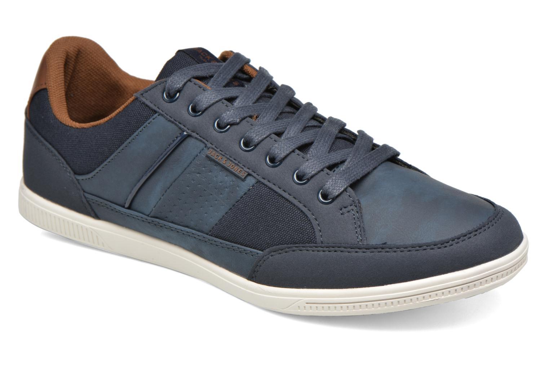 Sneaker Jack & Jones JFW Belmont blau detaillierte ansicht/modell