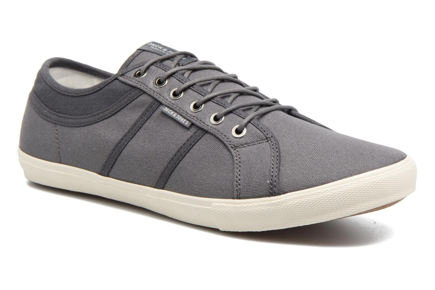Trainers Jack & Jones JFW Ross Grey detailed view/ Pair view