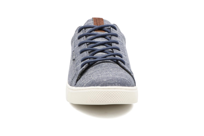 Baskets Jack & Jones JFW Sable Bleu vue portées chaussures