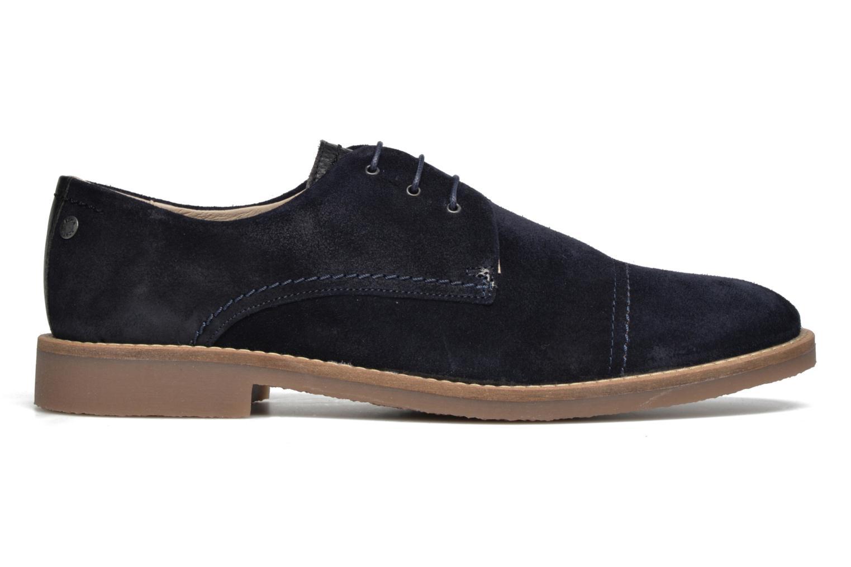 Chaussures à lacets Jack & Jones JFW Billy Suede Bleu vue derrière