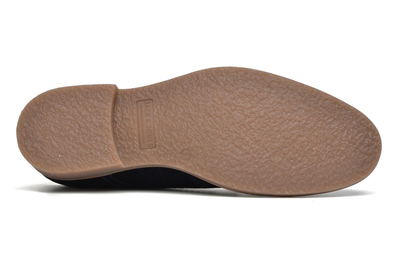 Chaussures à lacets Jack & Jones JFW Billy Suede Bleu vue haut