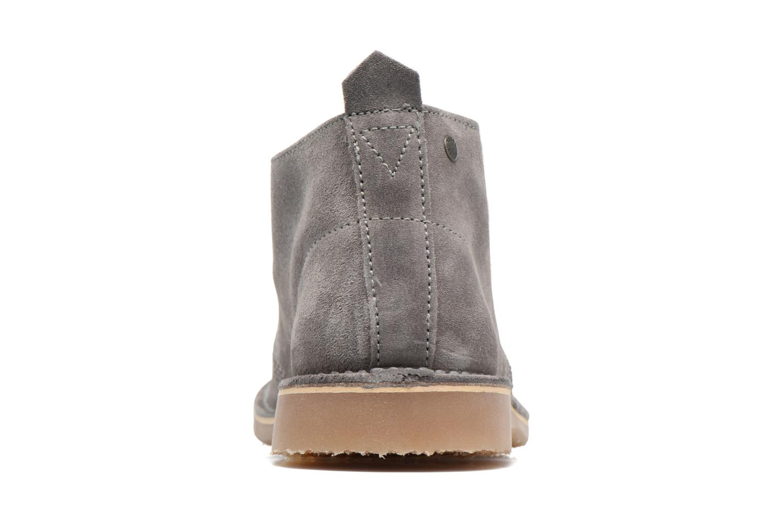 Stiefeletten & Boots Jack & Jones JFW Gobi grau ansicht von rechts