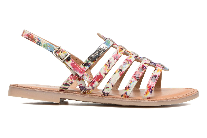 Sandales et nu-pieds Les Tropéziennes par M Belarbi Manga Multicolore vue derrière