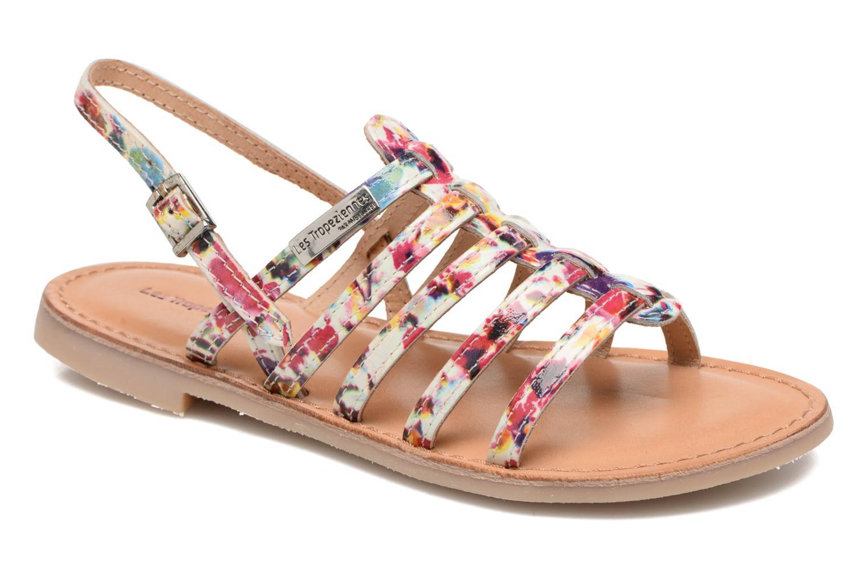 Sandales et nu-pieds Les Tropéziennes par M Belarbi Manga Multicolore vue détail/paire