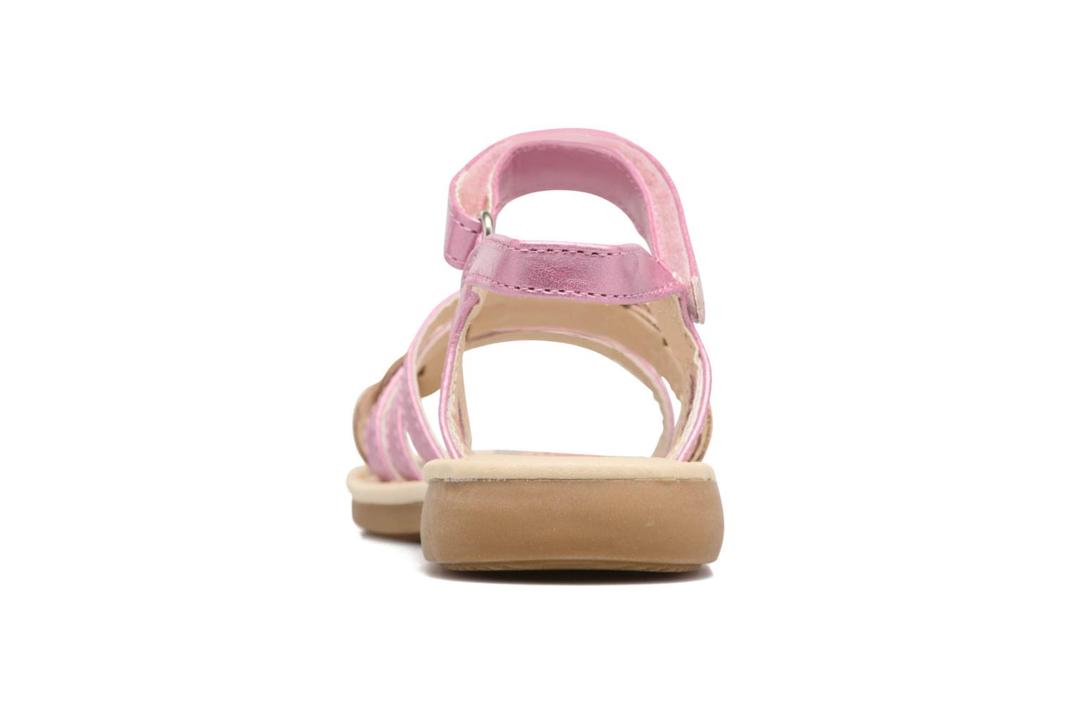 Sandals NA! Feerie Pink view from the right