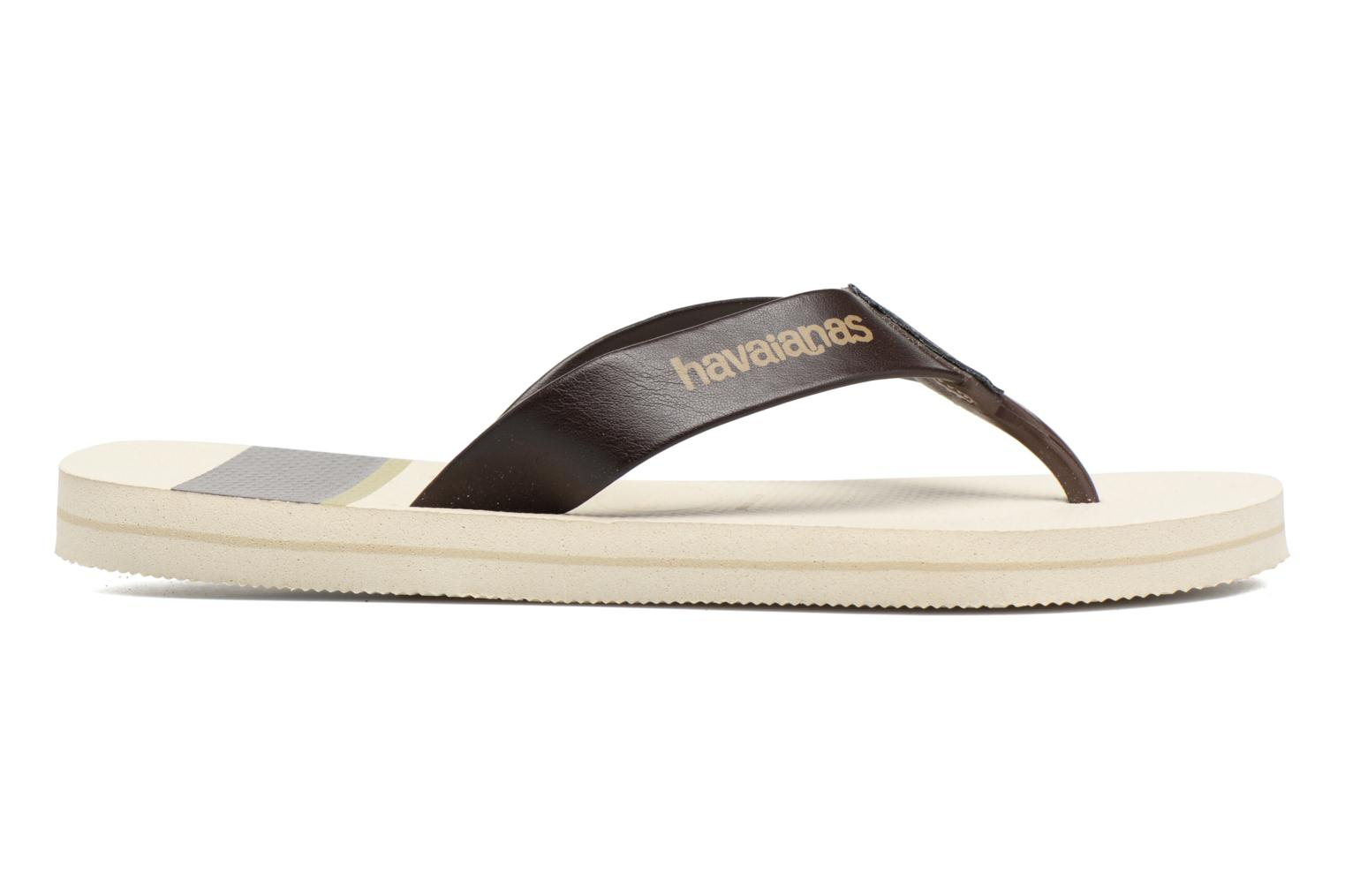 Chanclas Havaianas Urban Craft Beige vistra trasera