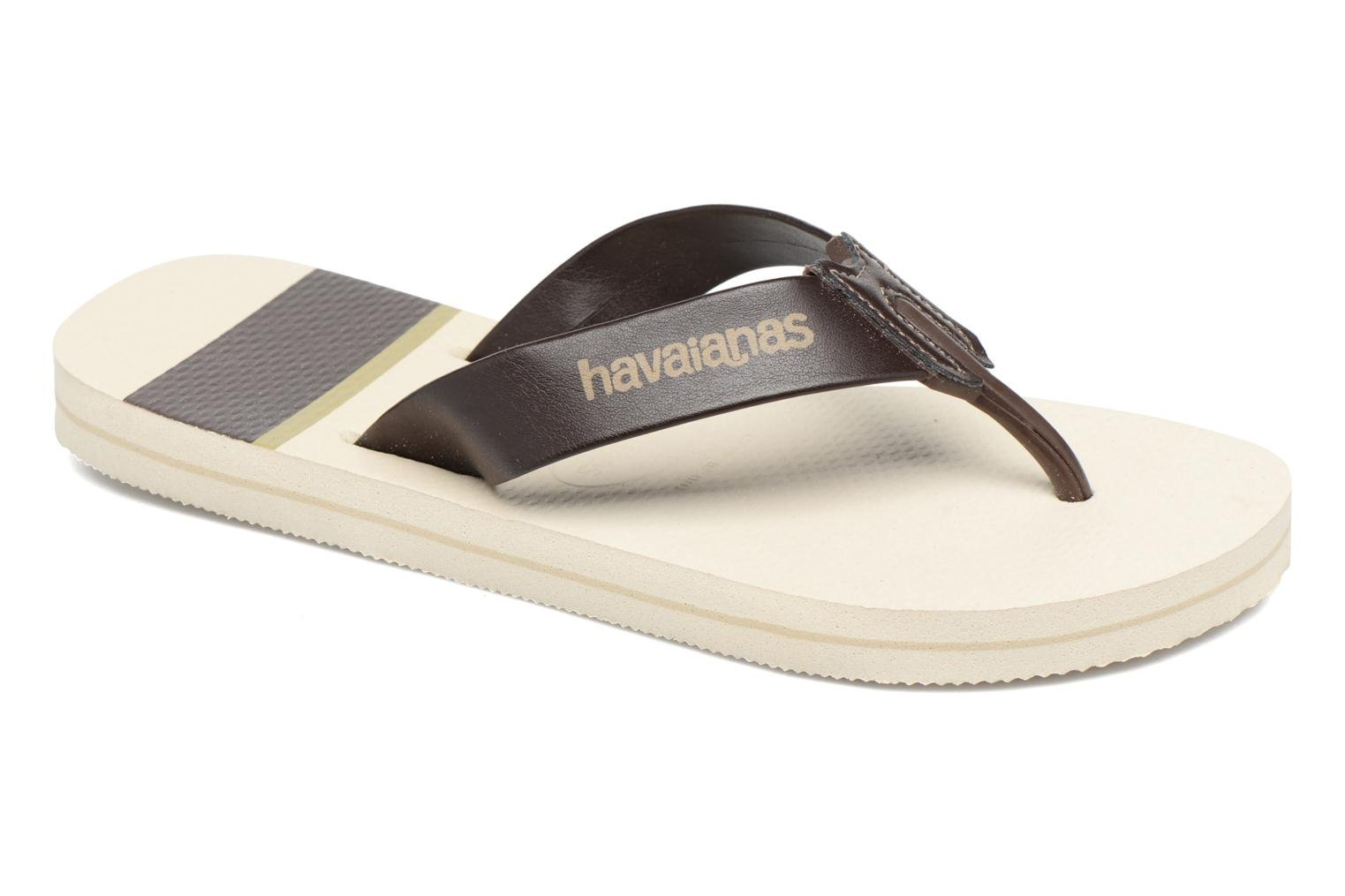 Slippers Havaianas Urban Craft Beige detail