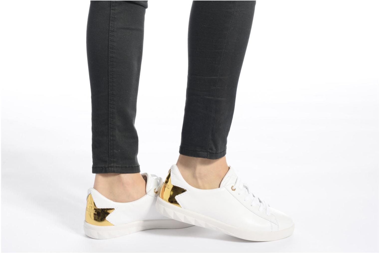 S-Olstice Low W White/gold