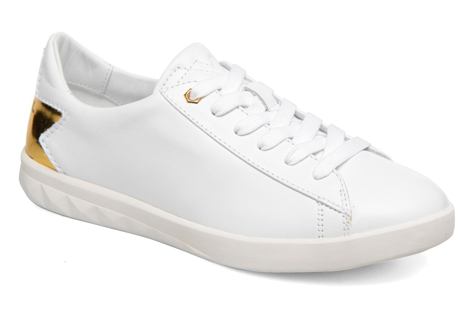 S-Olstice Low W White/gold