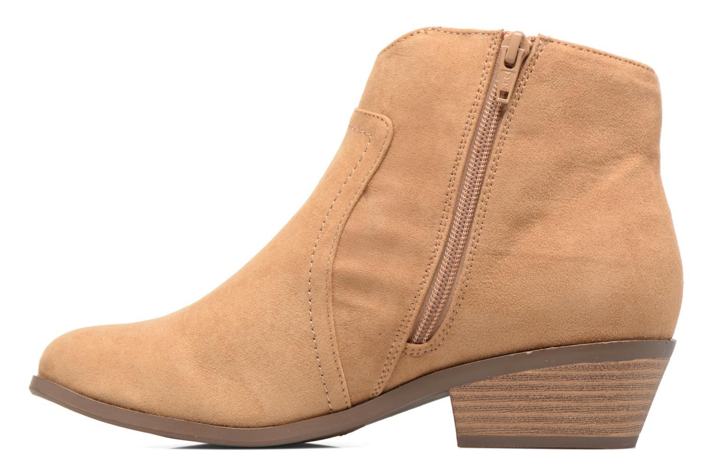Bottines et boots Dorothy Perkins Madds Jaune vue face