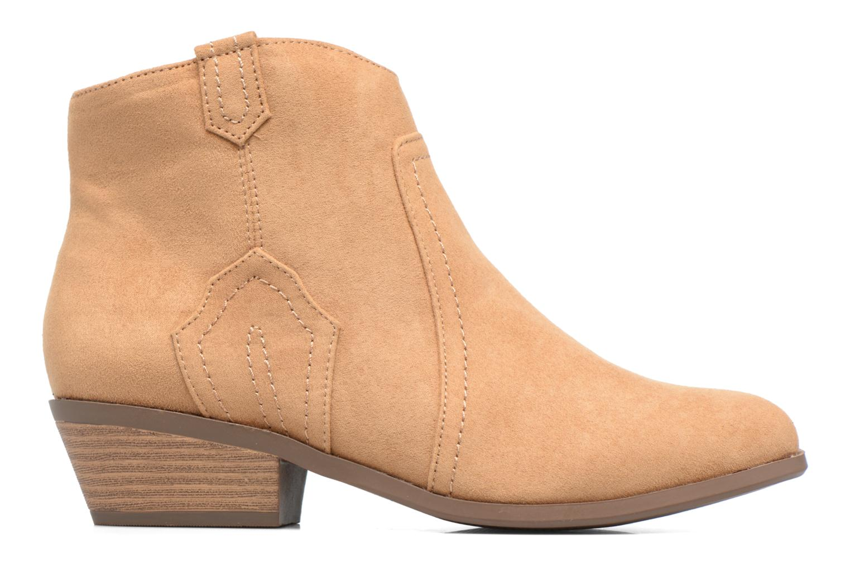 Bottines et boots Dorothy Perkins Madds Jaune vue derrière