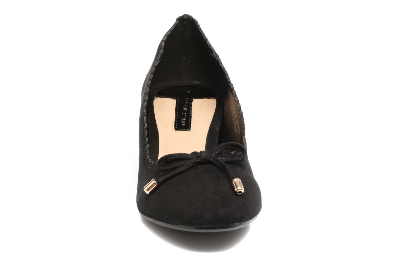 Escarpins Dorothy Perkins Devine Noir vue portées chaussures