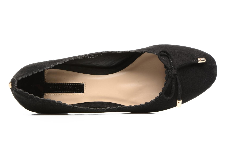 Zapatos de tacón Dorothy Perkins Devine Negro vista lateral izquierda