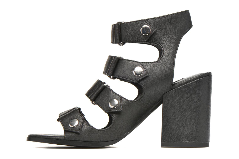 Sandales et nu-pieds SENSO Stella Noir vue face