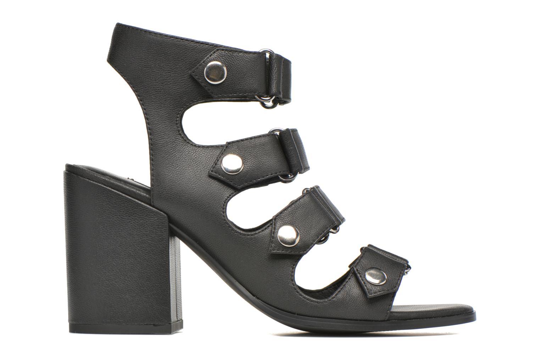 Sandales et nu-pieds SENSO Stella Noir vue derrière
