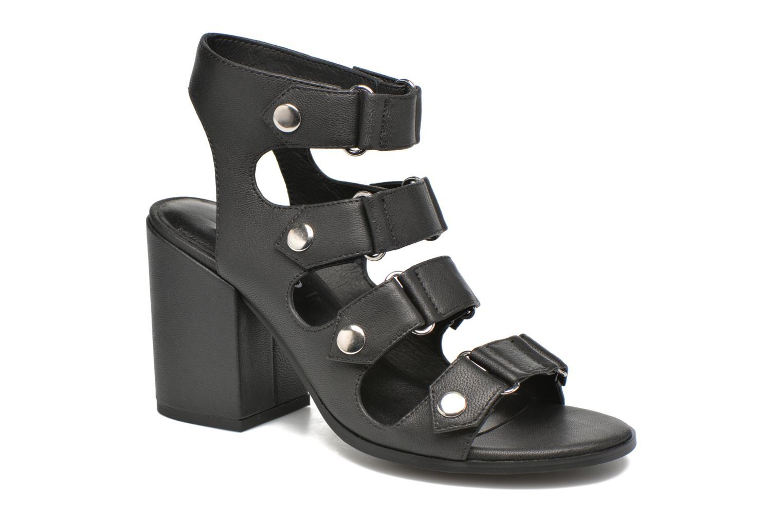 Sandales et nu-pieds SENSO Stella Noir vue détail/paire