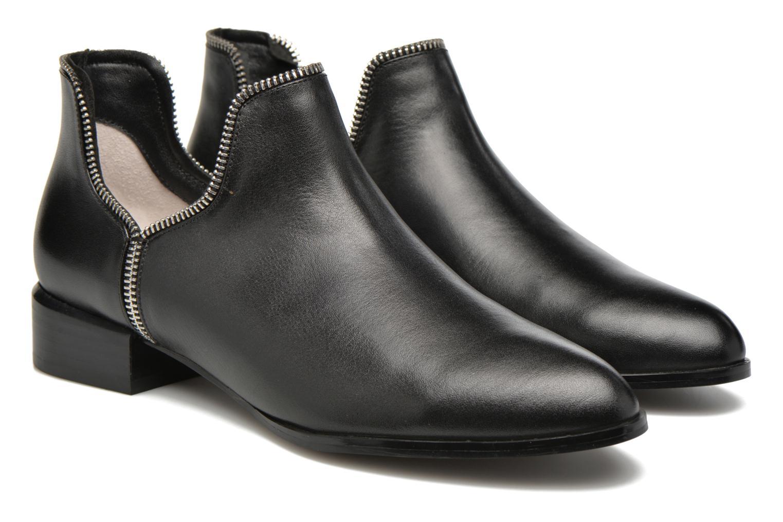 Bottines et boots SENSO Bailey V Noir vue 3/4