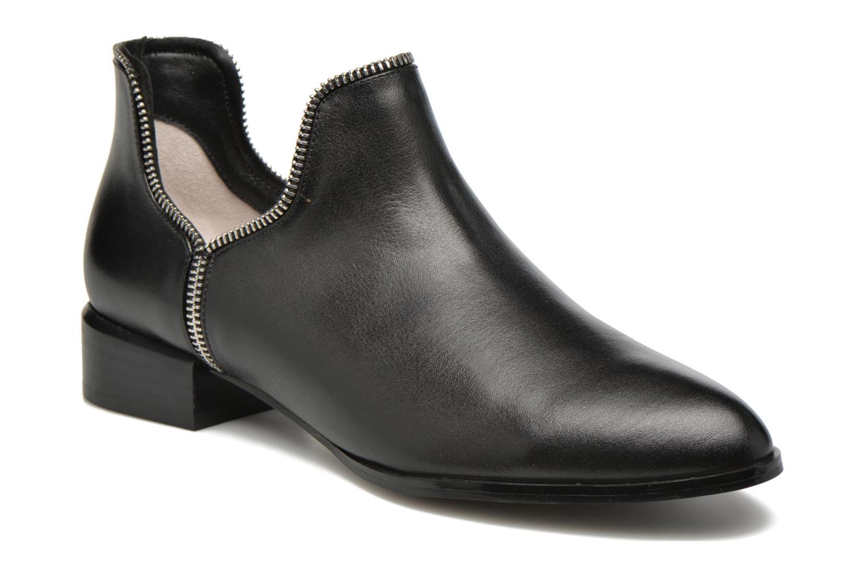 Bottines et boots SENSO Bailey V Noir vue détail/paire